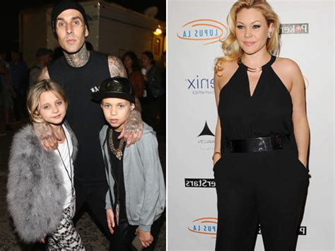 Travis Barker I Tongue Kissed Before by Couplesnews Extratv