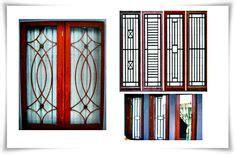 teralis jendela minimalis contoh teralis jendela rumah minimalis 45 gambar rumah