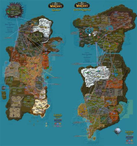 wow map 1000 ideas about world of warcraft map on map of azeroth map and world of