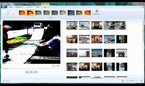 windows live movie maker tutorial visual effects adding visual effects windows live movie maker