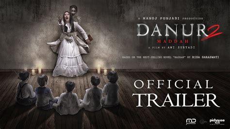 film danur di tv danur 2 maddah official trailer youtube