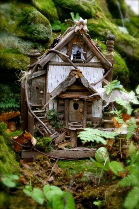fairy homes fairy garden houses picmia