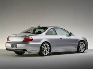 Acura 2 3 Cl Acura 3 2 Cl Type S Concept Ya4 11 2002