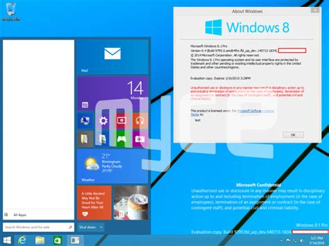 Windows Threshold Windows 9 Will Bring Back A Real Start Menu Htxt Africa