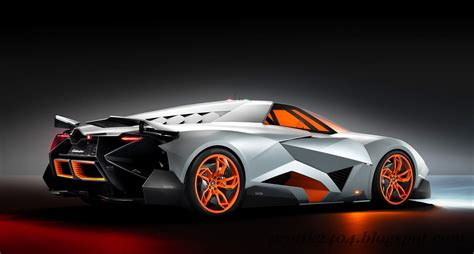 Lamborghini T All Things Lamborghini Egoista A One Seat