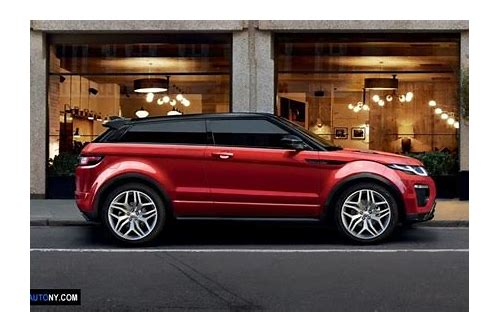 new land rover evoque deals