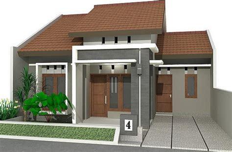 desain rumah minimalis type   menawan rumah impian