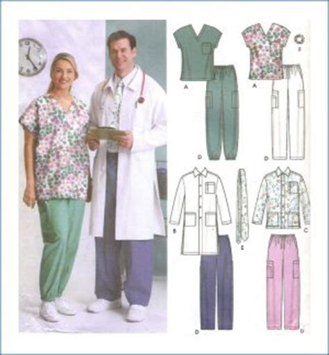 free sewing pattern lab coat labcoat pattern 1000 free patterns