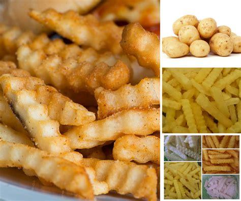 Kentang Beku Curah cara kentang beku kentang