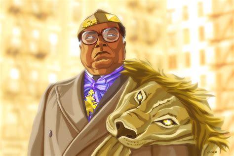 Zamnirda Black king jaffe joffer ruler of zamunda by eddieholly on deviantart