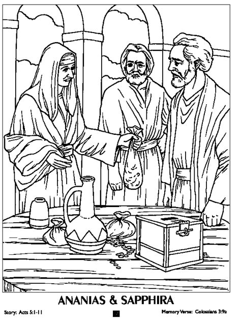 saul and barnabas coloring pages coloring pages