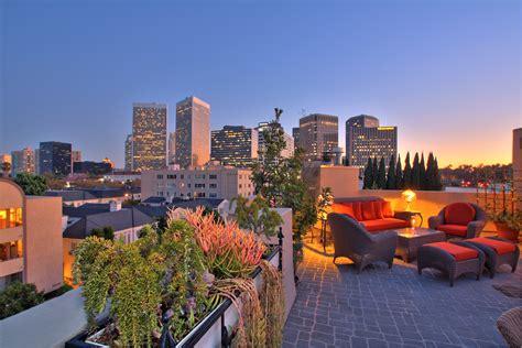 Rooftop Garden Design by Real Estate Agent Irvine Ca