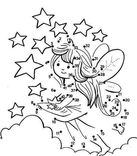 Preschool Dot To Dot Coloring Pages Coloring Home Coloring Pages Dot To Dot