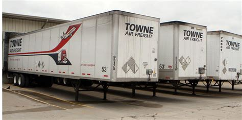 tennessee firm buying towne air freight business