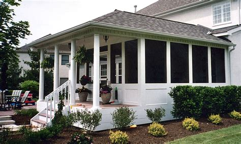 screen porch plans do it yourself best screen porch ideas interior exterior homie
