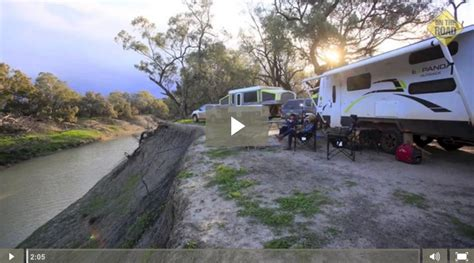 Jayco Down The Darling   On The Road