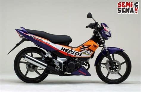 Lu Motor Satria Fu honda siapkan sonic 150cc untuk bungkam satria fu semisena