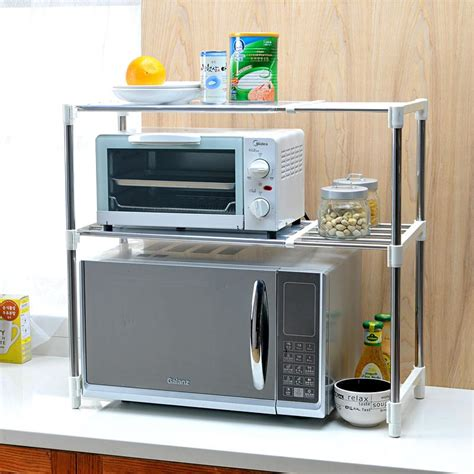 Shelf Microwave Oven by Microwave Oven Storage Rack Gd850 Faanush