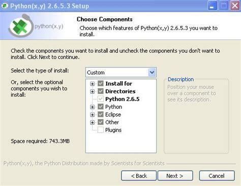 pythonxy tutorial software tutorial software installation process model