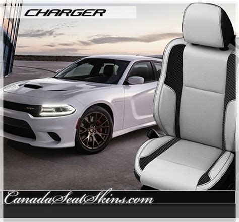 2015 2018 dodge charger custom leather upholstery