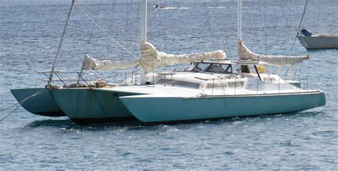 can catamaran sailboats make good offshore cruising sailboats - Sailboats Vs Catamarans