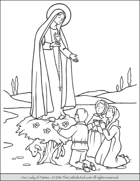 The Catholic Kid Catholic Coloring Pages And Games For Our Of Guadalupe Coloring Page