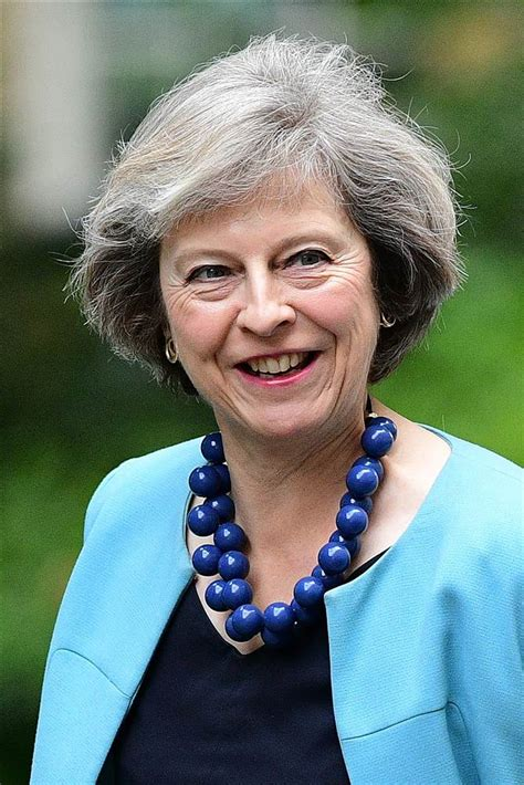 brexit fallout will theresa may become uks 2nd female