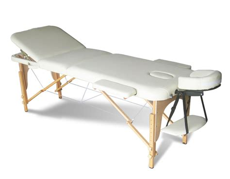 therapy couch covers beige portable massage table bed beauty therapy couch 3