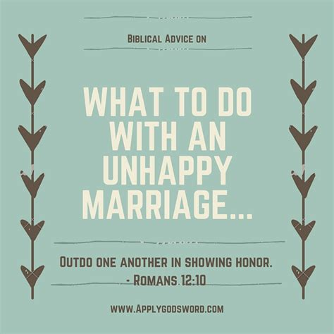 biblical advice for an unhappy christian marriage - Marriage Advice In The Bible