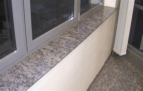 fensterbank granit granit bei wieland naturstein
