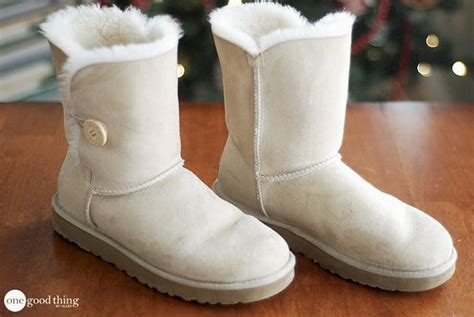 how to clean and care for your ugg boots at home one