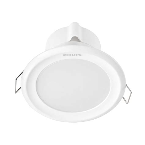 Philips Downlight 2 5 White 66661 jual philips 44080 downlight led 2700k 2 5 quot led 3 5w white
