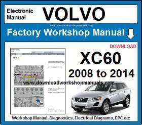volvo xc workshop service repair manual