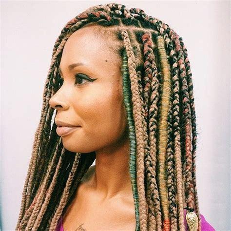 hairstyles for yarn braids 25 trending yarn braids ideas on pinterest yarn faux