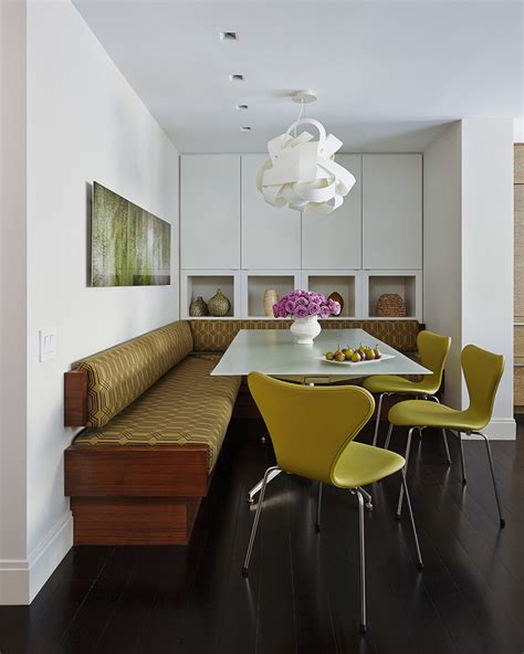 contemporary mirrors for dining room layout with modern modern walnut dining with blue accents dining room