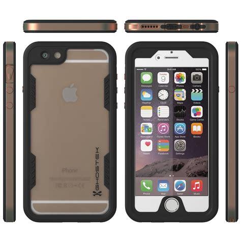 is iphone 6 waterproof iphone 6 waterproof ghostek atomic gold apple