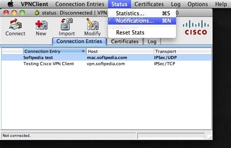 cisco dowload cisco vpn client mac
