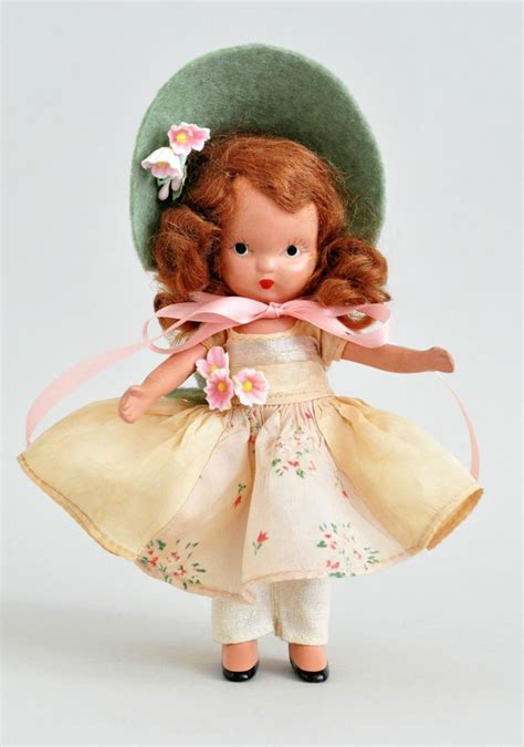 1940s bisque doll 40 best nancy storybook dolls images on