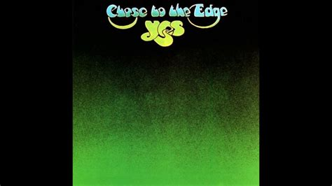 Closer To The Edge yes to the edge album