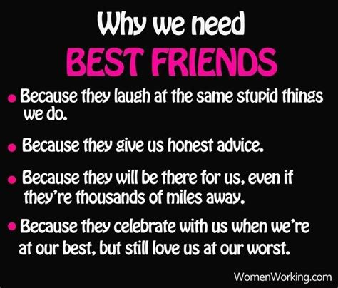 8 Reasons You Need A Best Friend by Why We Need Best Friends Pictures Photos And Images For