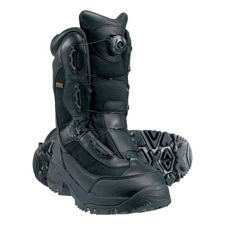 cabelas mens snow boots cabela s men s inferno boa 174 2000 gram winter boots with