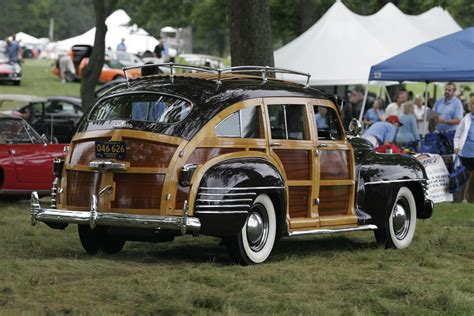 Chrysler Town And Country Wagon by 1942 Chrysler Town Country Barrelback Wagon Chrysler
