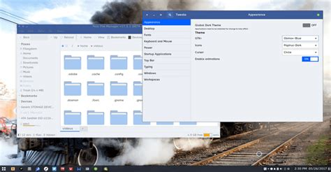 themes like facebook 6 material inspired themes icons for your linux desktop