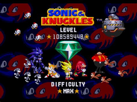 emuparadise the world ends with you sonic knuckles sonic the hedgehog world rom