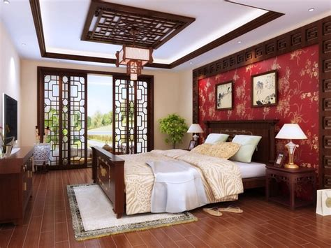 Model Bedrooms by Fully Furnished Master Bedroom 3d Cgtrader
