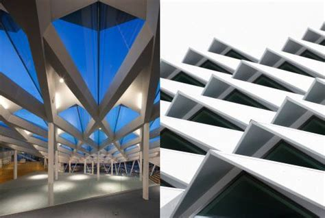 Triangle Roof Design Modern Triangle Building Search