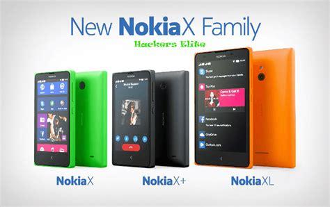 Hp Nokia X Family new nokia x family hackers elite