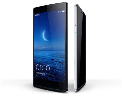 Oppo Smartphone oppo officially launches the find 7 smartphone notebookcheck net news