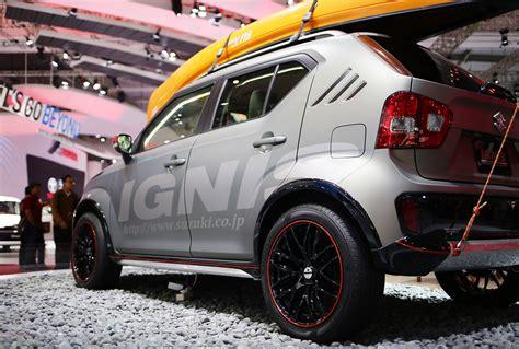 Lu Belakang Mobil Splash Mobil Terbaru Besutan Suzuki Namanya Ignis Pengganti