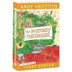 Story Treehouse Book - booktopia the 39 storey treehouse treehouse series book 3 by andy griffiths 9781742612379